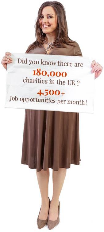 Careers in charities