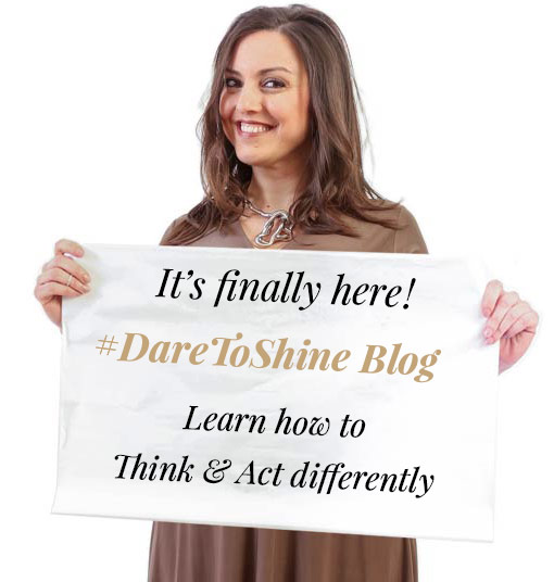 #DareToShine Blog