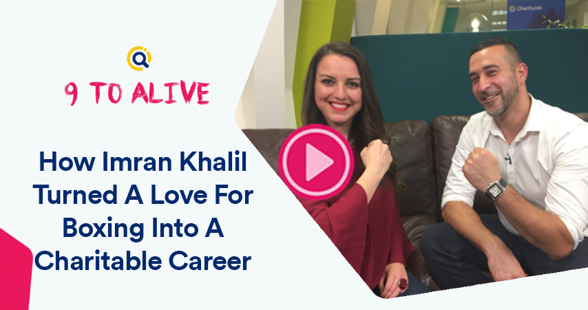 Imran Khalil Interview - Italian Life Coach London
